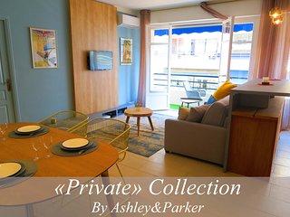 Ashley&Parker - GALET  TERRSSE - Appartement moderne 1 chambre