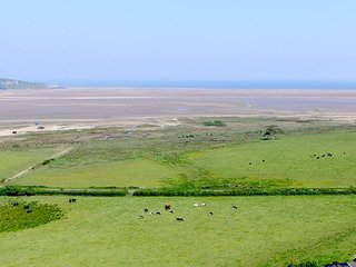 Only a short walk from the sandy expanse of Traeth Coch/Red Wharf Bay