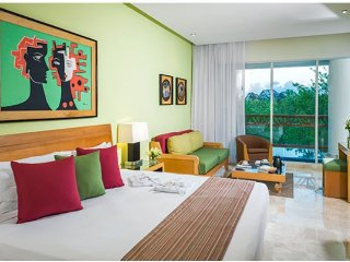 Beautiful 2 bedroom suite at Vidanta Grand Mayan Resort