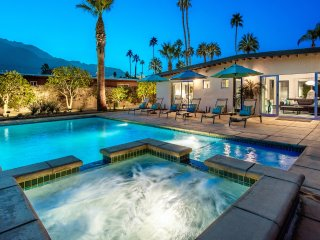 Iconic Palm Springs Poolside