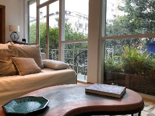 Private oasis in Polanco with balcony