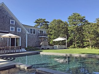 Luxury Oak Bluffs Home with 18 X 30' Pool
