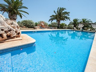 Villa 19 in Es Trenc with pool