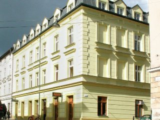Apartment 267 m from the center of Kraków with Internet, Terrace, Garden, Washin