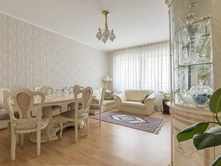 Apartment 696 m from the center of Hanover with Parking, Balcony, Washing machin