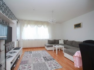 In Hanover with Internet, Parking, Balcony, Washing machine (711624)