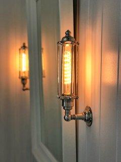 Bathroom mood lighting