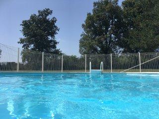 Champ de l'ane - Gite 3*6p, piscine privee, calme, Rocamadour Martel Padirac 7km
