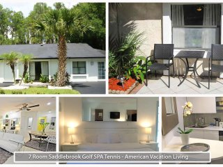 7 Room Golf SPA Villa close to Busch Gardens