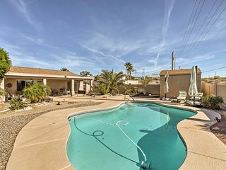 NEW! 3BR/ 3BA Lake Havasu City House w/ Pool!