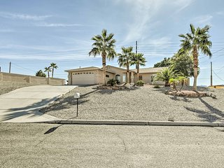 Pristine Lake Havasu City Home w/Pool & View!