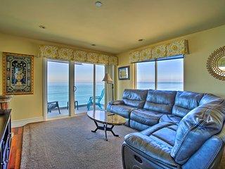 NEW! Beachfront Carlsbad Condo - Deck w/Ocean View