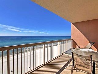 Oceanfront Panama City Condo w/Pool & Beach Access