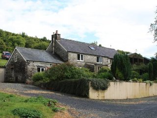 Remote and peaceful ,  a comfortable S/C flat on our smallholding, breakfast inc
