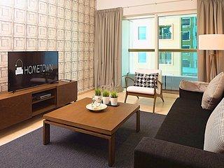 Designer 1 BR short term rental in Dubai
