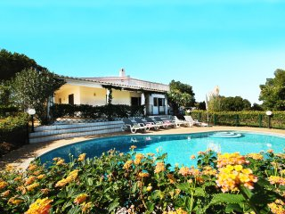 COZY AND RELAXING VILLA WITH HEATABLE SWIMMING POOL AND MAGNIFICENT GARDEN