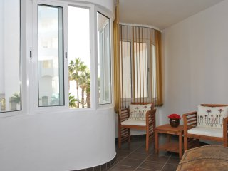 FANTASTIC APARTMENT, AIR CON & WI-FI ONLY AT 110 METERS FROM THE BEACH!