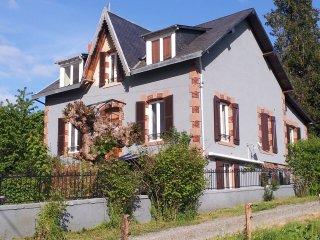 Les Buissonnets Strauss appartement pour 6 pers. dans un environnement naturel