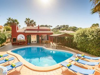 3 bedroom Villa in Cala en Porter, Balearic Islands, Spain : ref 5479287