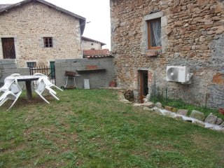 House with 2 bedrooms in Valprivas, with enclosed garden and WiFi