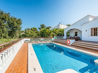 4 bedroom Villa in Son Parc, Balearic Islands, Spain : ref 5477941