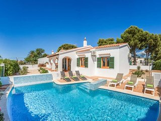 4 bedroom Villa in Punta Prima, Balearic Islands, Spain : ref 5473105