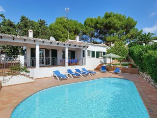 4 bedroom Villa in Binibèquer Vell, Balearic Islands, Spain : ref 5334710