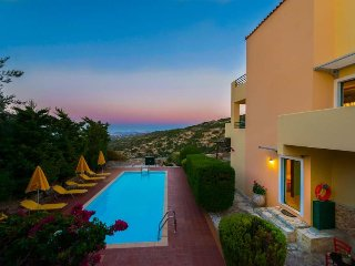 4 bedroom Villa in Myloi, Crete, Greece : ref 5478851