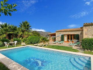 3 bedroom Villa in Pollença, Balearic Islands, Spain : ref 5334172