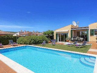 3 bedroom Villa in Torre Soli Nou, Balearic Islands, Spain : ref 5334323
