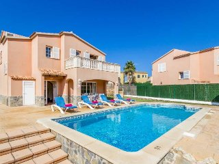 3 bedroom Villa in Cala'N Blanes, Balearic Islands, Spain : ref 5479281