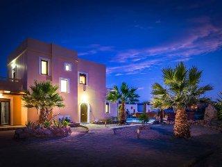 4 bedroom Villa in Lindos, South Aegean, Greece : ref 5402632