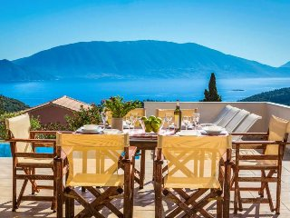 3 bedroom Villa in Matsoukáta, Ionian Islands, Greece : ref 5473231
