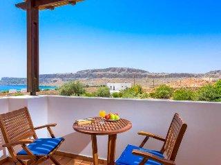 3 bedroom Villa in Lindos, South Aegean, Greece : ref 5420342
