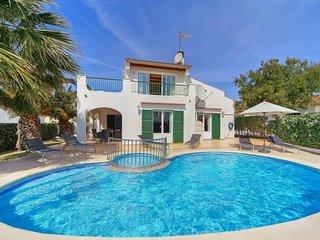 4 bedroom Villa in Cala'N Blanes, Balearic Islands, Spain - 5334739