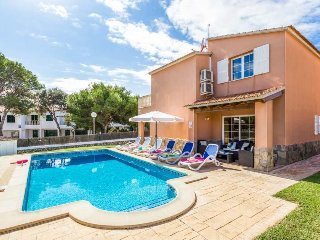 3 bedroom Villa in Cala'N Blanes, Balearic Islands, Spain : ref 5479280