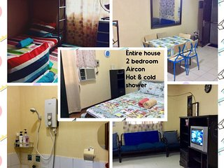 Montalban Guest House (2-br, hot shower)
