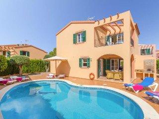 3 bedroom Villa in Cala Galdana, Balearic Islands, Spain : ref 5479285