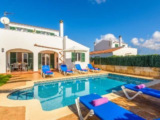 3 bedroom Villa in Cala'N Blanes, Balearic Islands, Spain : ref 5479277