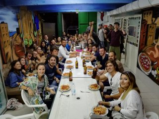 Naples Experience Hostel
