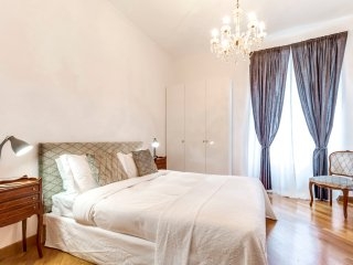 Charming 6 guests flat 10 minutes from Vatican