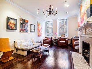 Comfy, Elegant, Sun-filled, Huge 1 Bedroom Central Harlem Jewel