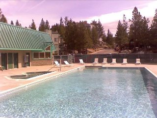 You will have access to the community pool and hot tub. It  is j