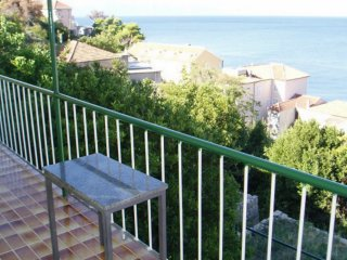 Apartments Under the Sunny Hill - Two Bedroom Apartment with Terrace and Sea Vie