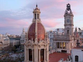 Ayuntamiento panoramic