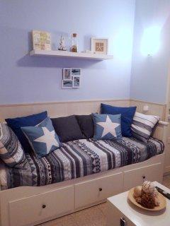 Dormitorio-Salón