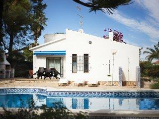 Villa Sol para 6-8 personas