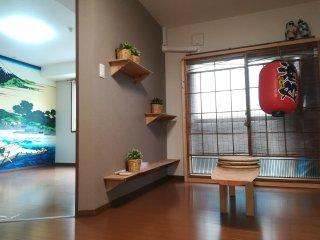 Shinjuku, 3 rooms, Japanese style condo