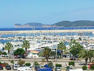 Casa muy grande de Alghero en el mar en el centro hasta 10 huéspedes WIFI gratis