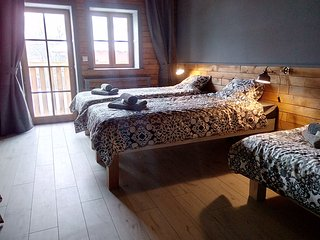 Liptov Lodge Triple Bedroom